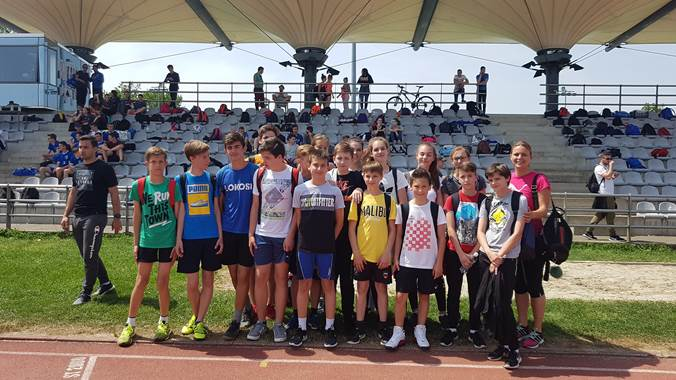 Natjecanje iz atletike