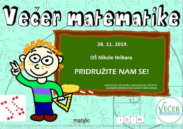 Večer matematike_2019