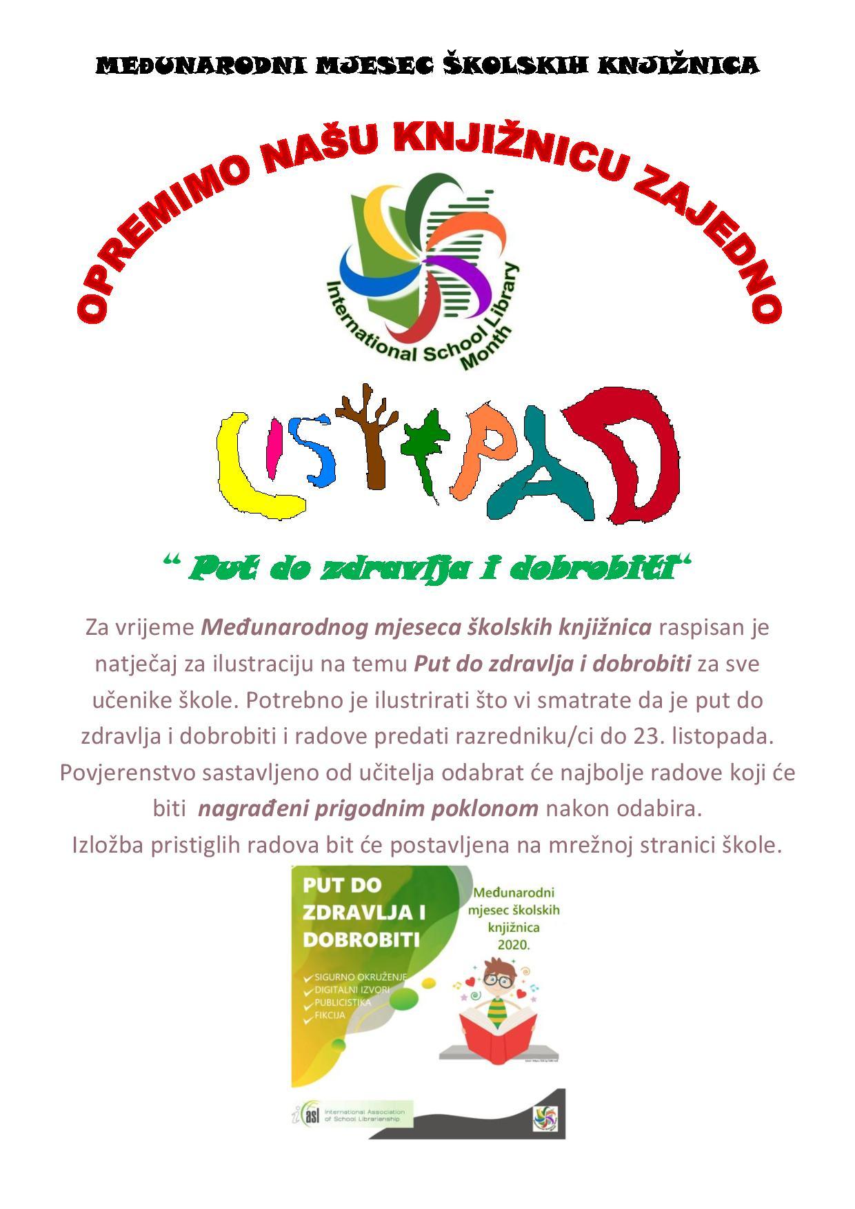 Međunarodni mjesec školskih knjižnica 1