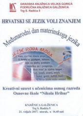 Dan materinskog jezika