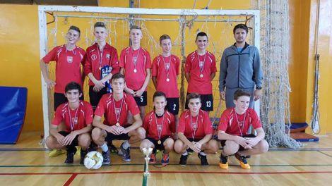 Gradsko natjecanje u futsalu (2)
