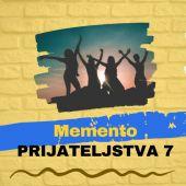 Memento prijateljstva 7, šk. g . 2020. - 2021.