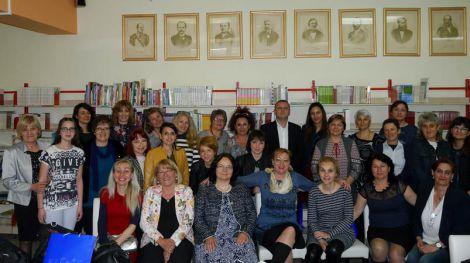 Posjet obrazovnih djelatnika iz Bugarske (1)