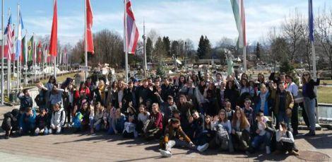 Terenska nastava u Austriji- Klagenfurt (4)
