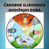 Čarobne slikovnice godišnjih doba, šk. god. 2020. - 21.