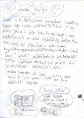 pismo knjiznici