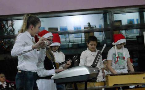 skolski orkestar